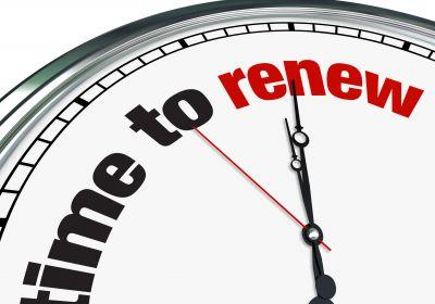 APPLICATION FOR RENEWAL OF REGISTRATION - 2020